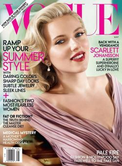 allvoguecovers:  Vogue US Scarlett Johansson May 2012 Photo by Mario Testino