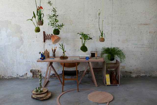 visualmixtape:  krgkrg: Lovely styling – Opus studio vitit in Elle Décor