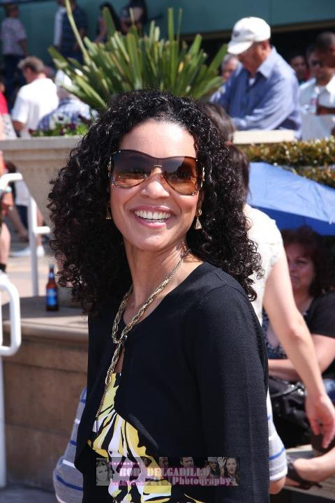 @natashayounge at the Santa Anita Race Track for 1st @HRTV Film Festival - 4/22/12 | via Bob Delgadillo Events Photographer