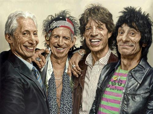 The Rolling Stones to record a new album?