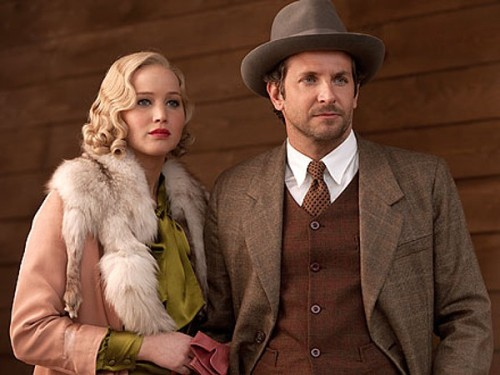 New still of the lovely Jennifer Lawrence's new movie Serena