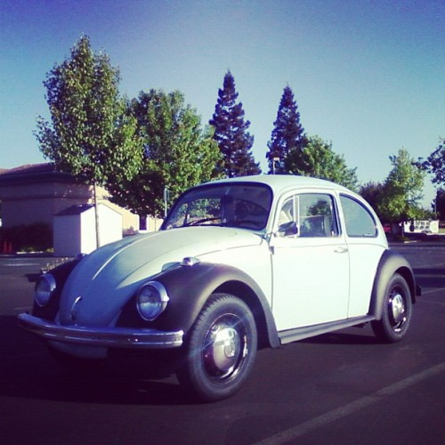 #volkswagen #car #beetle #bug #vw #classic #retro #vintage (Taken with instagram)