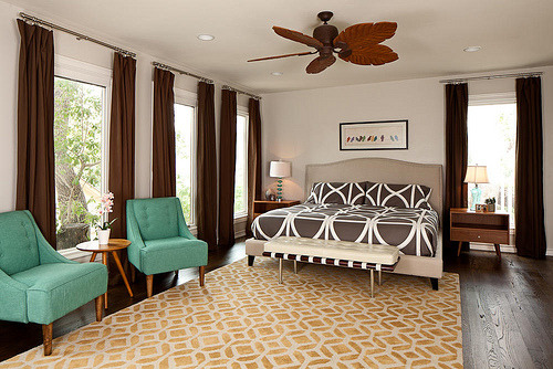 kittivanilli:  Master Bedroom by Lane Design Studio (by Design Shuffle)