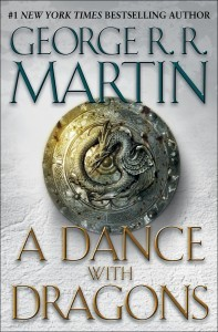 I am reading A Dance with Dragons                                      Check-in to               A Dance with Dragons on GetGlue.com