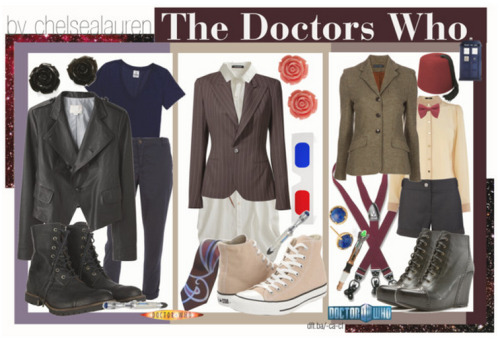 The Doctors Who | Doctor Who by chelsealauren10