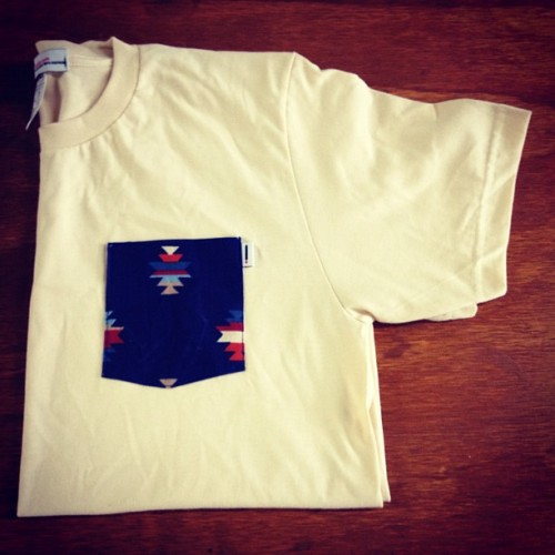 apliiq:  May is gonna be a good month #apliiqcustom #pockettee #streetwear #swag #tee #customtee #navajo #native #southwestern (Taken with instagram)