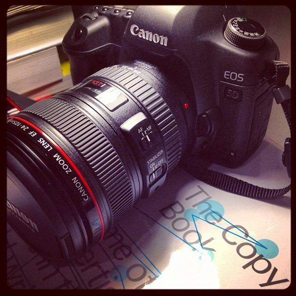 So. This happened. #Canon #5D (Taken with instagram)