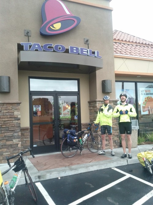 Taco bell power up stop!