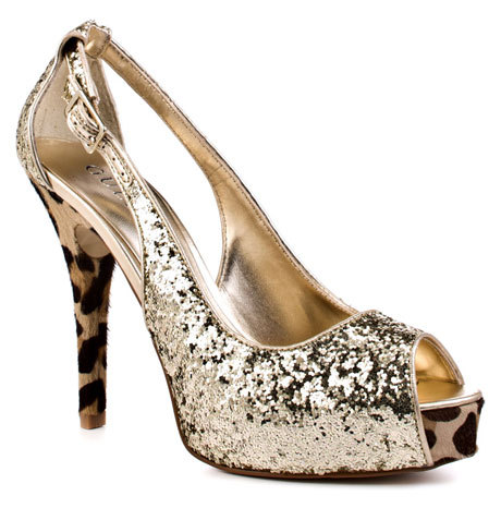 Glitter Heels i-Wanna-Have List :  shopping cocktail dress guess shoes sandals