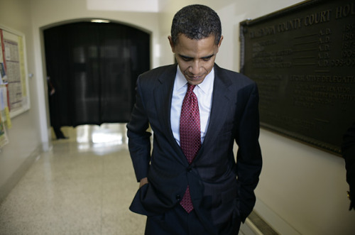 Barack Obama. The Man. The Suit