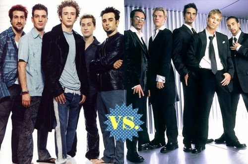 forever90s:  The Boy Band Dilemma: In the 90s & Now