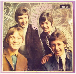 Small Faces (Self Titled) LP - Decca Records, UK (1966).