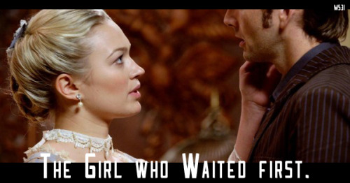 Alternate title- The Girl Who Waited Too Long.