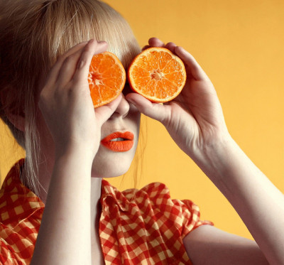 justlikegmpavalentine:  Orange by JenniPenni on Flickr.