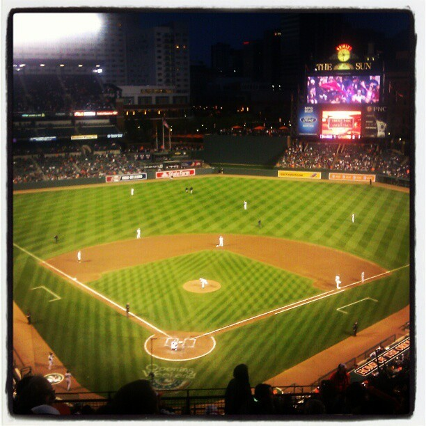 Go O's (Taken with instagram)