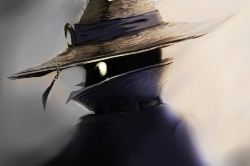 gate-crystal:  Black Mage: A Portrait by ~CeruleanRaven