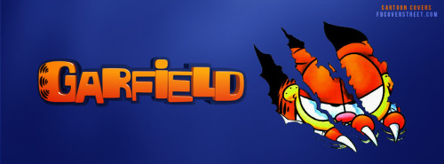 Garfield Facebook Cover
