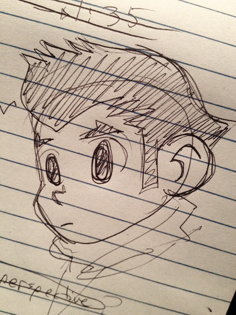 Yep. Mako doodle. Sideburn variation. I'm out.
