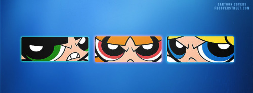 Powerpuff Girls Facebook Cover