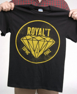Royal'T T-Shirt Identity / Print / Apparel 2011