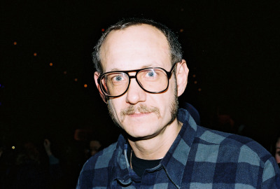 Terry Richardson (shot back in '05)