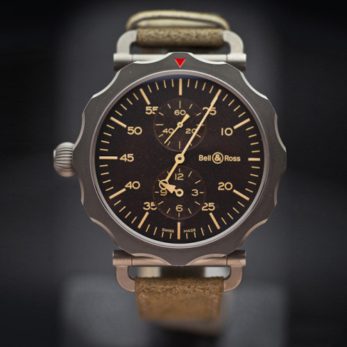 Bell & Ross Bomber Regulateur