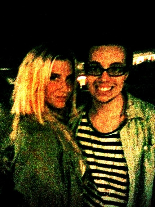 Ke$ha and I @ The Ace Hotel