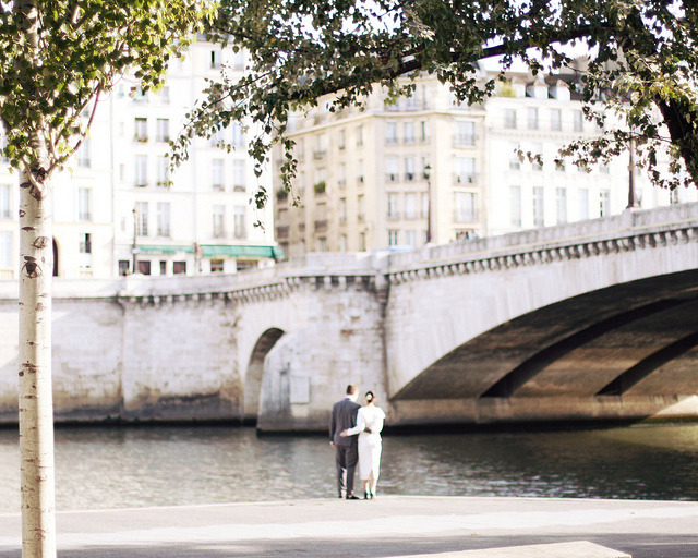 | ♕ |  La Seine coule à Paris  | by © liz.rusby