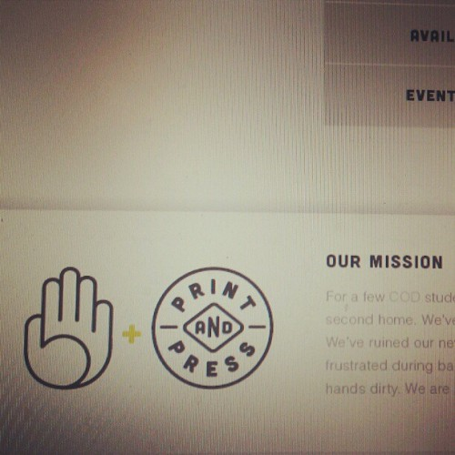 Finalizing website (Taken with instagram)