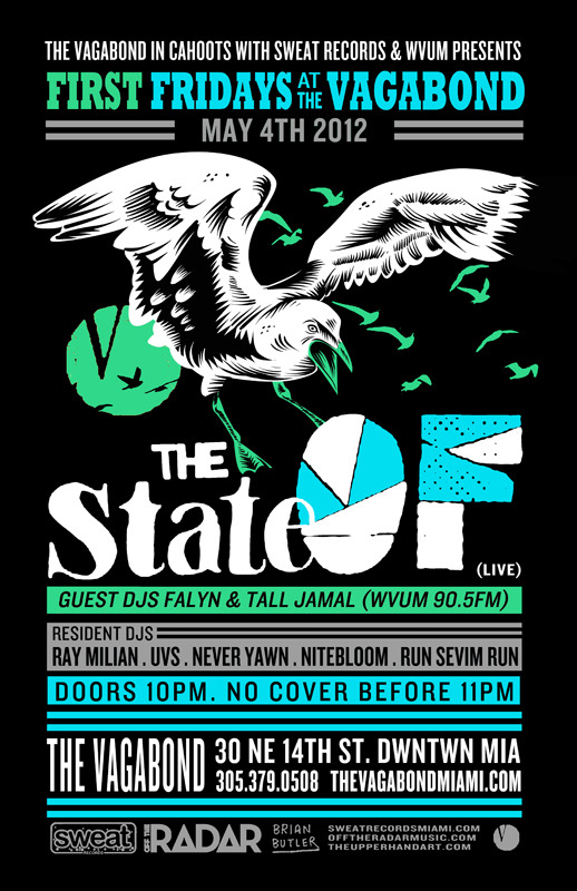 The State Of is a band from Miami