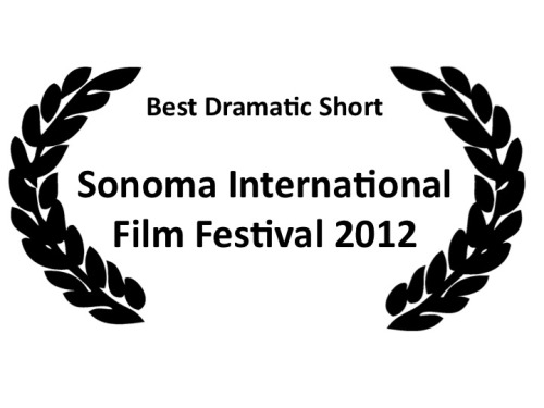 BEE won the Best Dramatic Short Award!