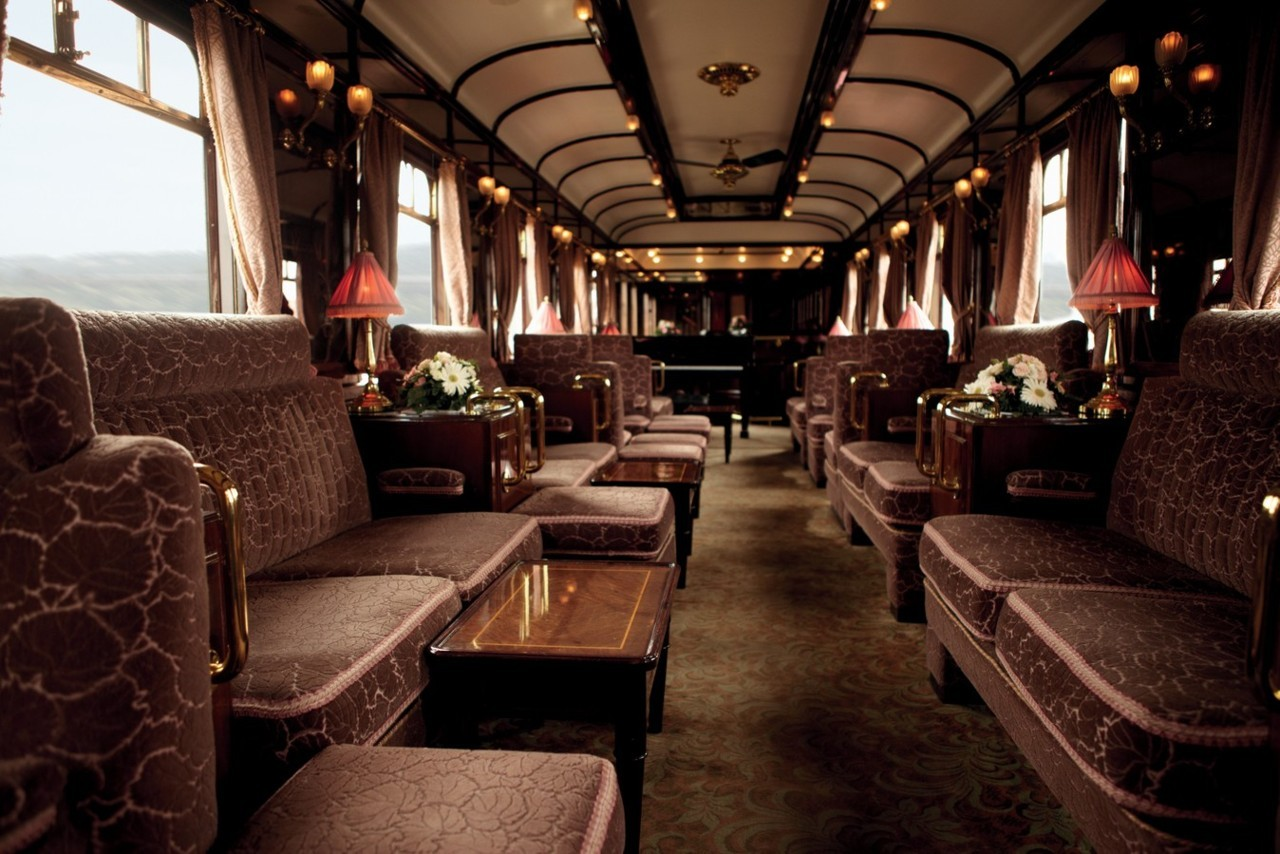 maudelynn:  The Venice Simpleton Orient Express Lounge