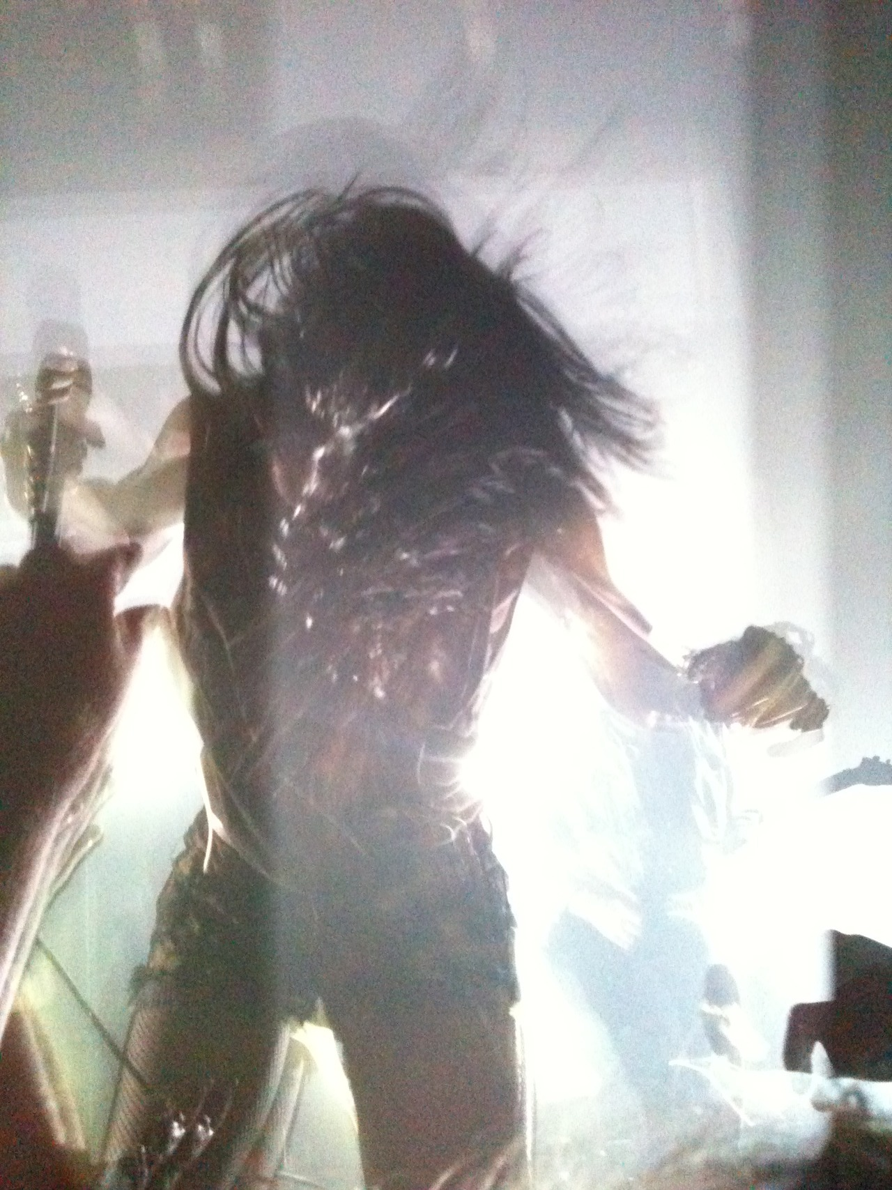 | Alexis Krauss of Sleigh Bells | The Blue Note, Columbia, Mo. |
