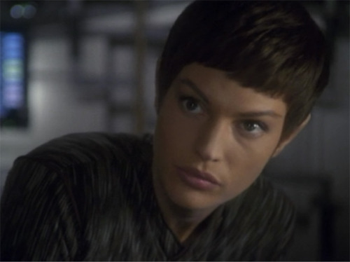 """Optimism doesn't alter the laws of physics."" - T'pol"