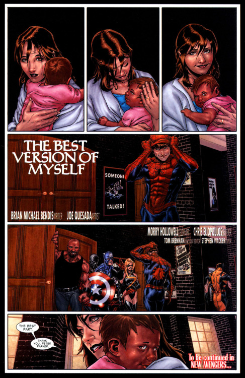 xdeusx:  Amazing Spider-Man #601 (2009)