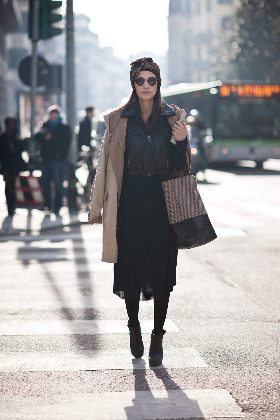 what-do-i-wear:  Julia (image: stockholmstreetstyle)