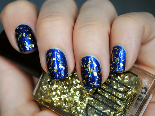 American Apparel Meteor Shower Gold Flakes