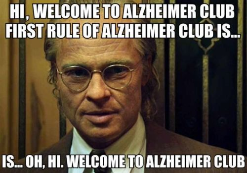 johnwatsonisahiddenhero:  The first rule of Alzheimer club is…