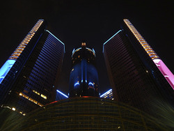 The Ren Cen on Flickr.