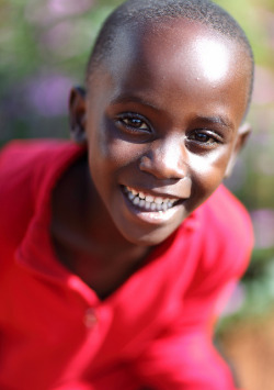 Zambia, boy by Dietmar Temps on Flickr.