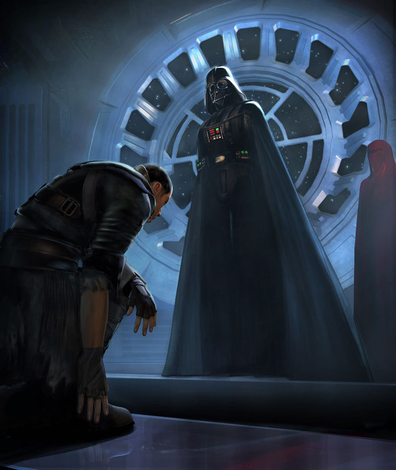 Starkiller[; What is thy bidding my Master