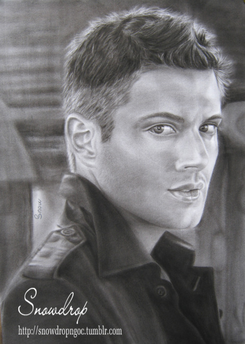 Jensen Ackles 's drawing