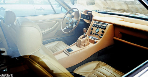 btwl:  Lamborghini Espada Interior by DryHeatPanzer on Flickr.