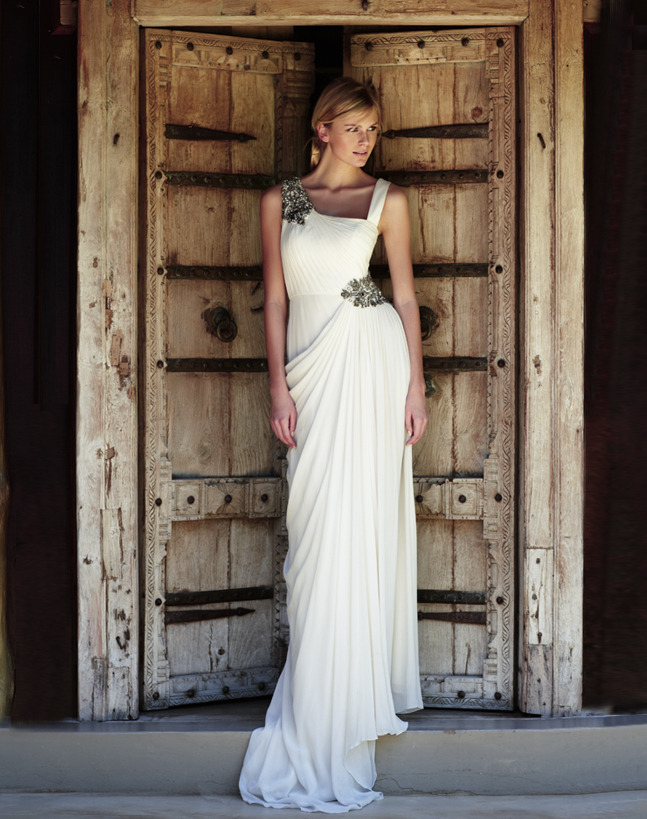 Amanda Wakeley 2012 Spring Summer Bridal Collection
