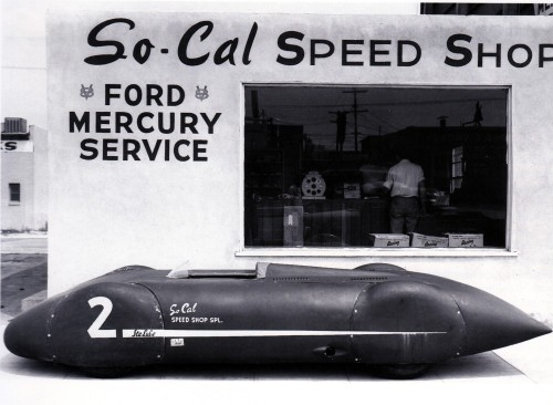 So Cal Streamliner