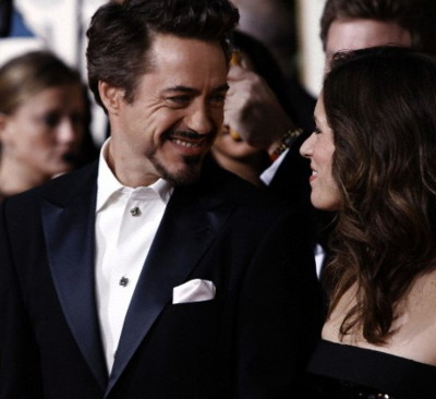 starkrules : downeyclan:  The way they look at each other.
