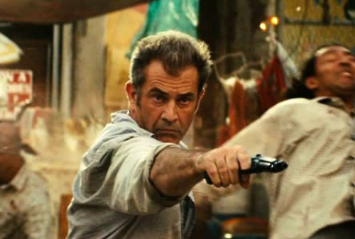 Mel Gibson to appear in Machete sequel Machete Kills, the sequel to Robert Rodriguez's grindhouse tribute Machete, is set to bag itself a whole heap of additional publicity with the news that Mel Gibson is in serious negotiations to join the cast.