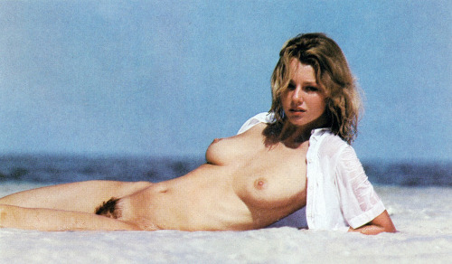 Stephanie Laine, Playmen Magazine 1982