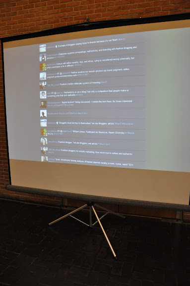 Backchanneling: Conference engagement with/through Twitter » Cyborgology