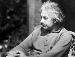 Those who once labelled Albert Einstein an Insane goofball as he dabbled through his papers, ought to be kicking themselves in their coffin right now, Show us your theory of relativity Show us your  mass - energy equivalence formula   . Good Bye.